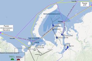 Транспортно-логистическая организация Арктического Центра СПГ
